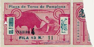 Billetes. Histórico carteles.
