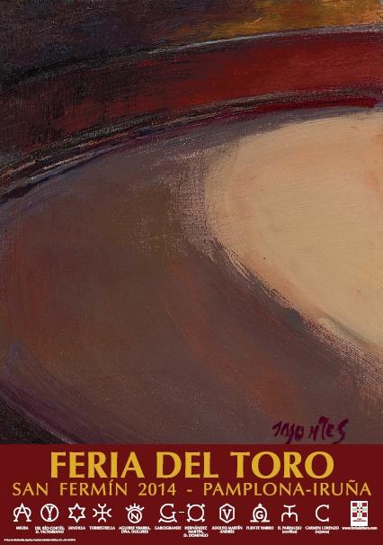 VIDEO RESUMEN NOVILLOS Feria del Toro en SAN FERMIN (05/07/2014)  Gracias a Canal Toros España