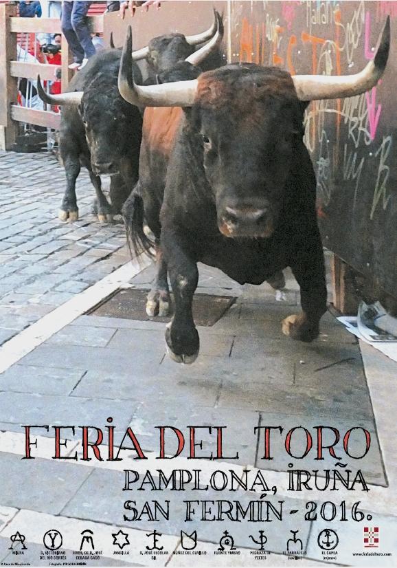 Feria del toro 2016