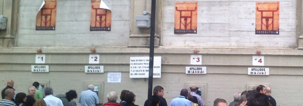 Taquilla Plaza de Toros de Pamplona